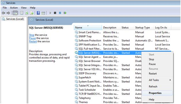 QODBC-Desktop] Troubleshooting: Create DCOM Instance Error