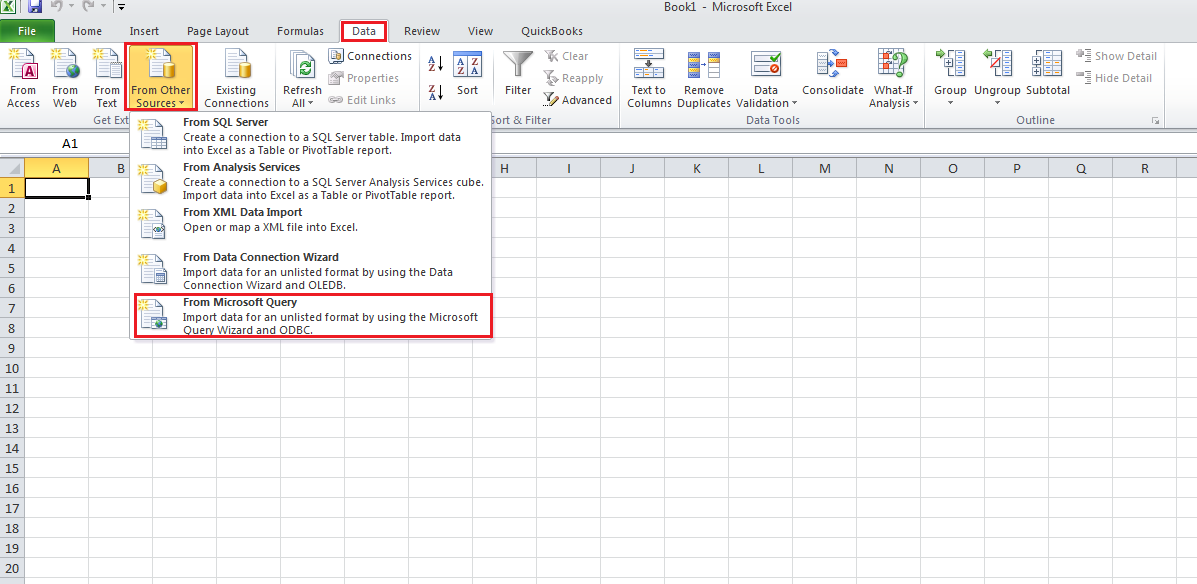 QODBC-ALL] Excel Automation - How to open, refresh and close a