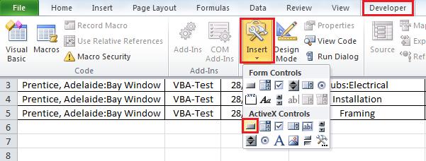 QODBC-Desktop] How to insert Invoice using Excel - VBA