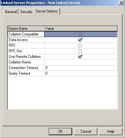 QODBC-Desktop] How to create Link Server with MS SQL 2000