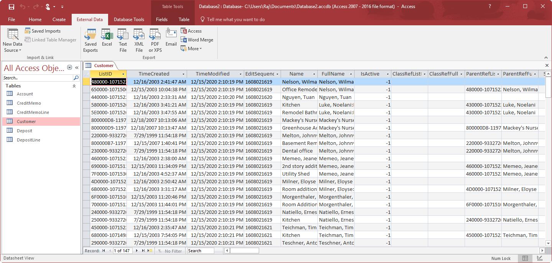 QODBC-Desktop] Using QuickBooks Data with Access 2016 / 365 / 2013 ...