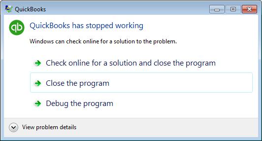 QODBC-Desktop] Troubleshooting - QODBC Driver crashes
