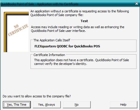 Quickbooks odbc report writer