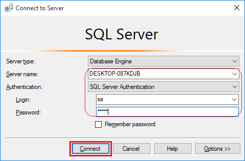 QODBC-Desktop] How to create Link Server with MS SQL 2005/2008/2012