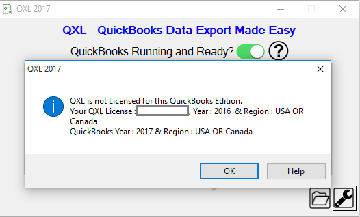 QXL-Desktop] Troubleshooting - QXL is not Licensed for this