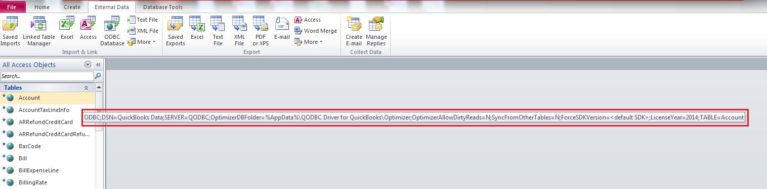 QODBC-Desktop] Troubleshooting - How to Re-Link QuickBooks
