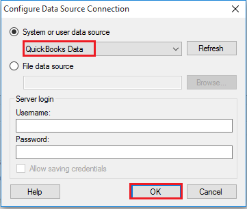 QODBC-Desktop] How to Use QODBC with Tibco Spotfire