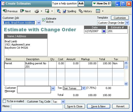 QODBC-Desktop] How to convert an Estimate to a Sales Order using ...