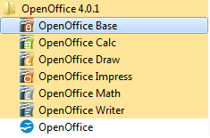 QODBC-Desktop] How to Use QODBC with OpenOffice Base